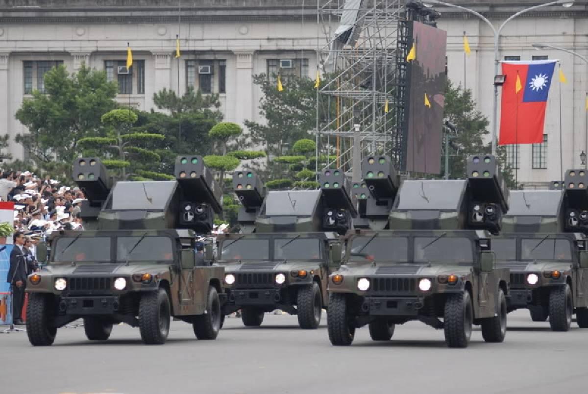 ANALIZA: Wcieniu chińskich rakiet – obrona przeciwlotnicza iprzeciwrakietowa naTajwanie