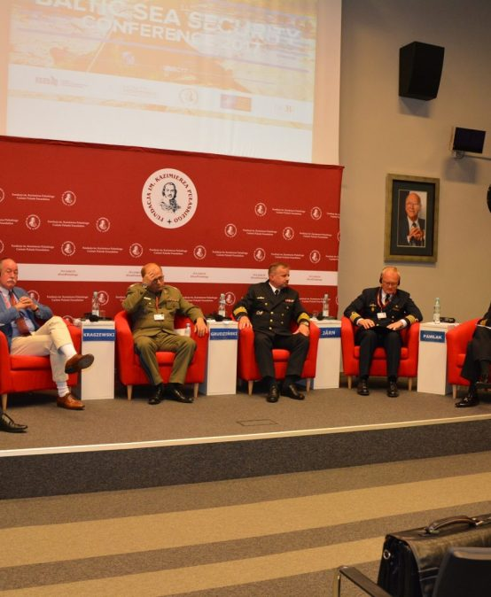 Follow on forces, intelligence, reconnaissance, and logistics ought to be the subsequent steps for NATO to adapt to the Russian threat – these are the conclusions of the Baltic Sea Security Conference.