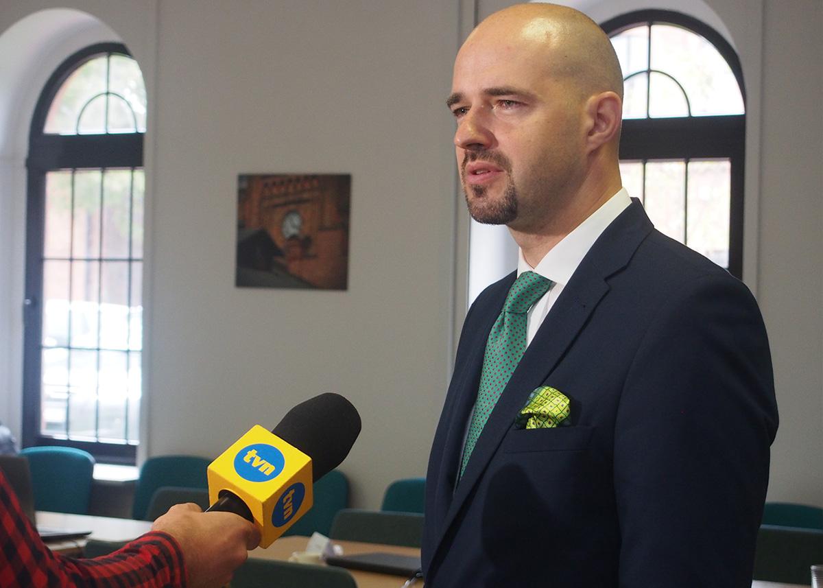 FAKTY TVN | Prezes FKP Zbigniew Pisarski: Rosjanie będą dokonywać korekt wswoich planach operacyjnych