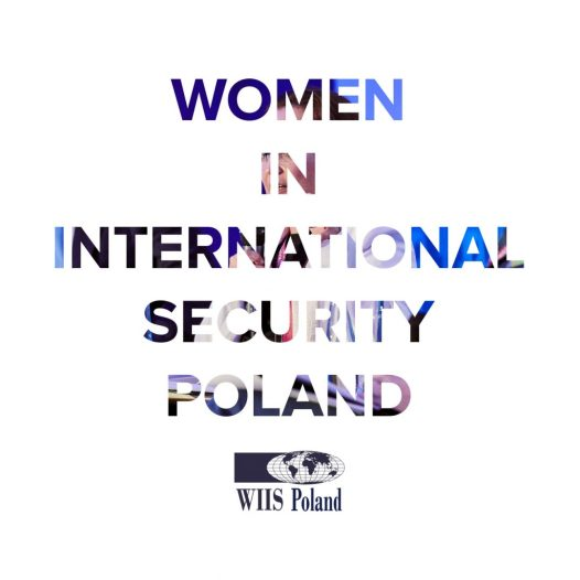The inauguration meeting of Women in International Security Poland