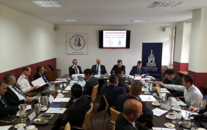 Warsaw Security Forum 2018 – Military Attachés Briefing