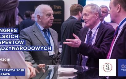 GlobalLeader.pl – Polish International Experts Congress 2018
