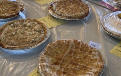 Largest Pie Auction in US Raises Over $1350 for the PAHS