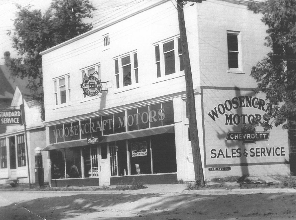 Woosencraft Motors, Pulaski, WI