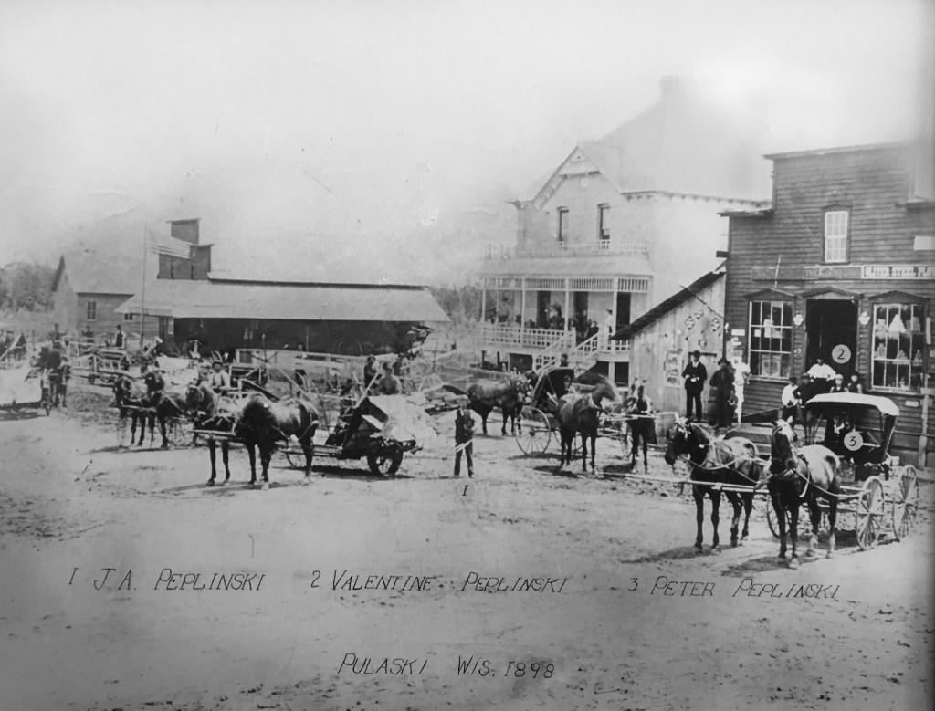 Binder Day Pulaski 1898