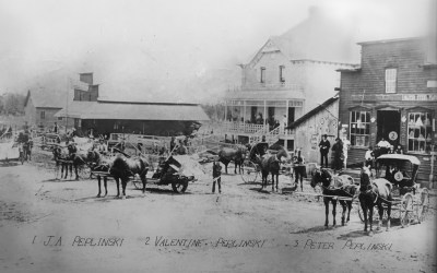 """Binder Day"" in Pulaski 1898"