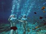 Under Water Walk