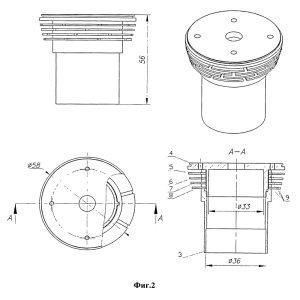 Предлагаемый радиатор по разработки светодиодной лампы