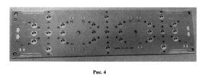 Печатная светодиодная плата на алюминиевой основе