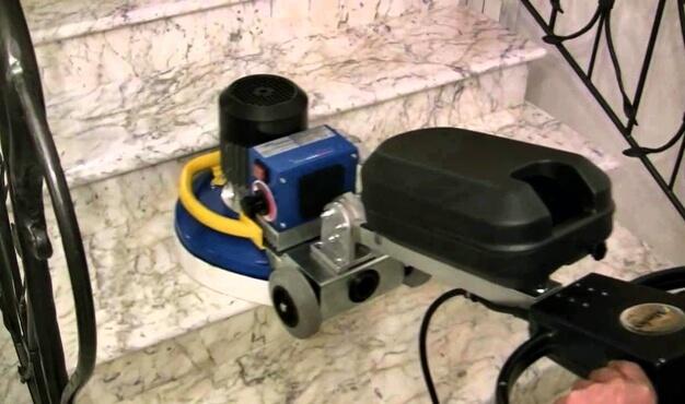 renta de pulidora de pisos para lavar y pulir