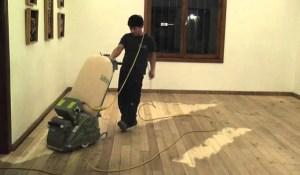 lijado de pisos de madera