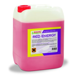 red energy detergente sgrassante