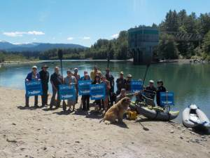 Kitimat Splash Mob Take2 June 21 2015