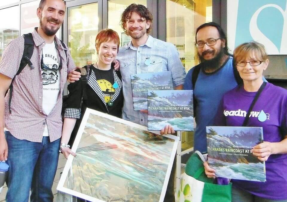 Film screenings in Vancouver suburbs raise $1000