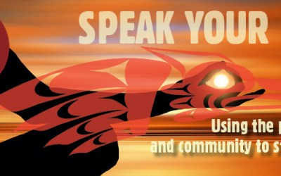 Speak Your Peace: the Global Campaign
