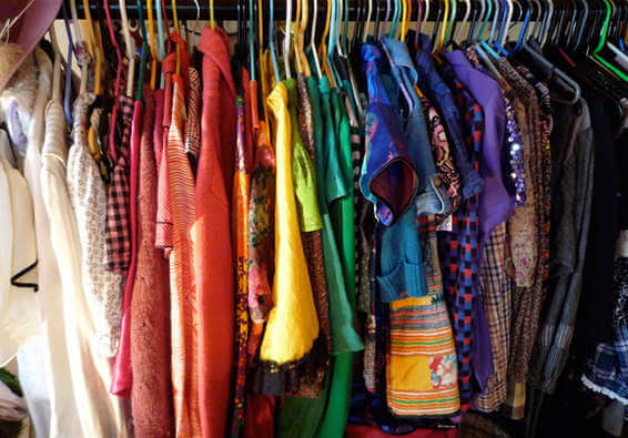 UBC Environmental Law Group turns rags to riches with giant clothing swap/sale!