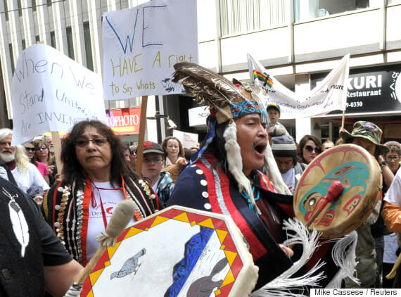 Together, First Nations Defeated Enbridge. Kinder Morgan's Next