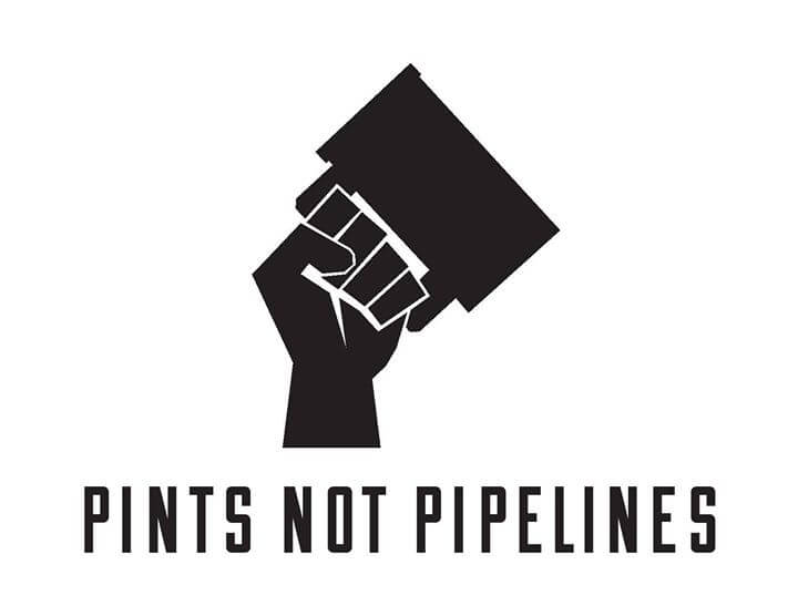 Pints Not Pipelines Dance Party