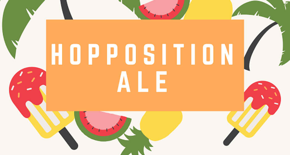Toronto Pulls Together (and pulls pints!) with Hopposition Ale