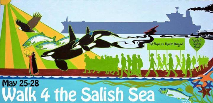 Walk 4 the Salish Sea!