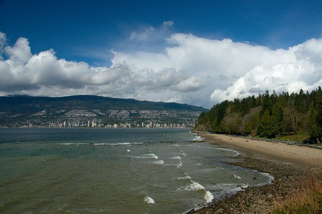 Stanley Park Beach Walk for Pull Together