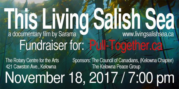 Film fundraiser- for Pull-Together.ca