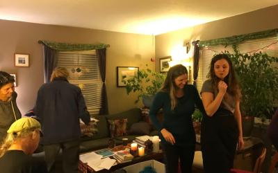 A Pull Together House Party in Washington