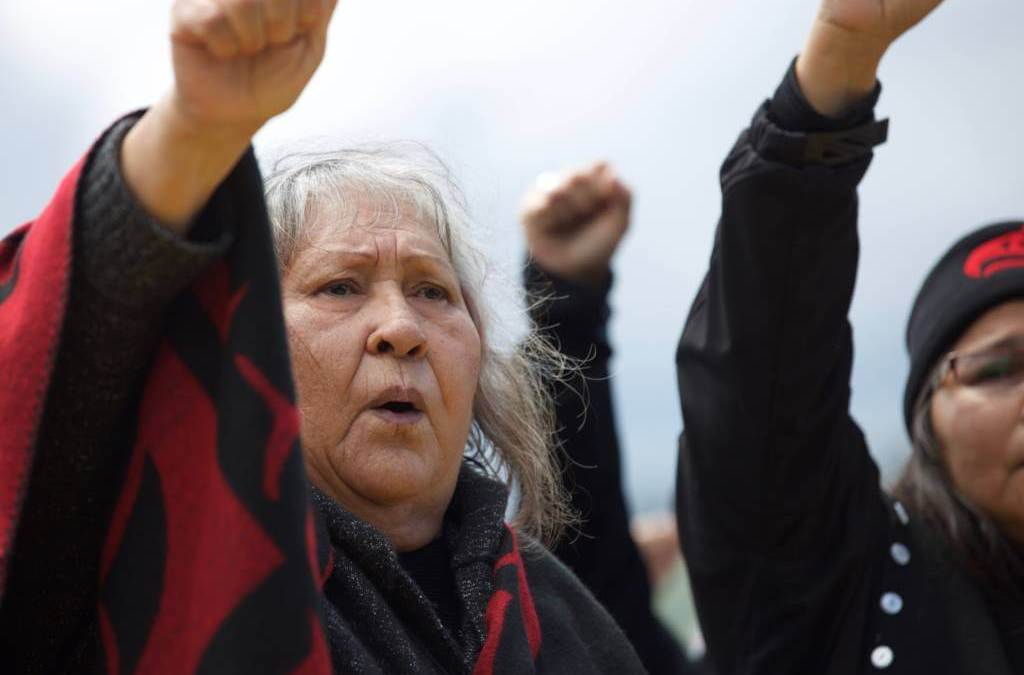 Protect the Inlet: Join People Power against Kinder Morgan March 10