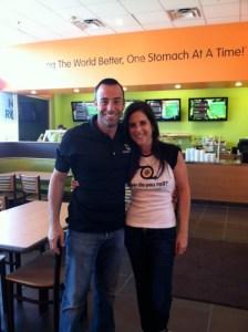 Shane & Sherri Sender
