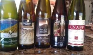 5 NY Wines