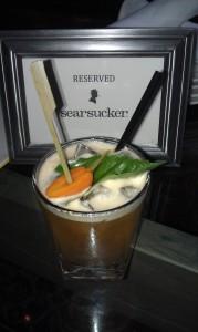 Peter Rabbit cocktail