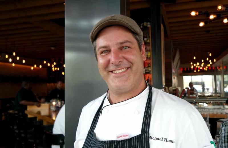 Market Street Kitchens new chef Michael Hunn