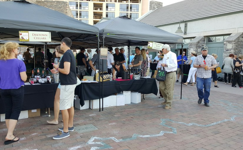 Grape Arizona Wine Event comes to Heritage Square January 29th