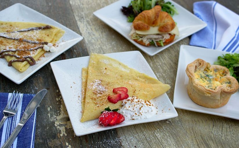 The Crepe Club wants you to create their new crepe flavor