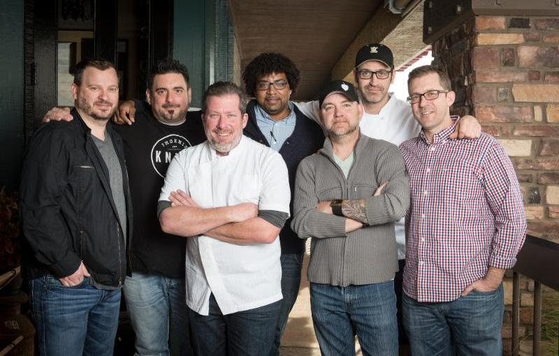 The Arizona Seven chef collective re-unite for chef Kelly Fletcher