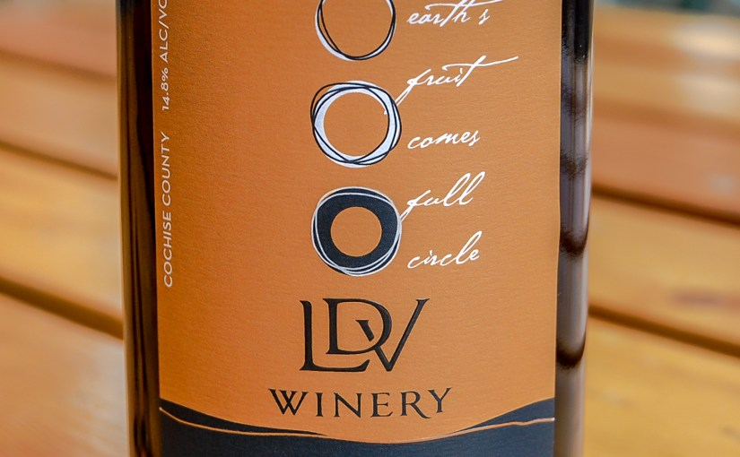 Facebook Live cooking classes & pairing tips from LDV Winery