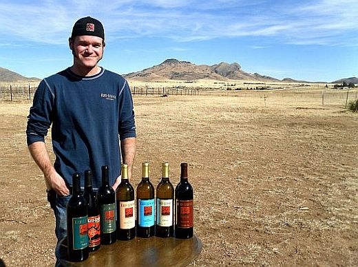 Cool off this summer with Arizona wine