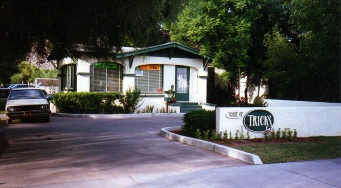 House of Tricks celebrates its 30th anniversary all week long