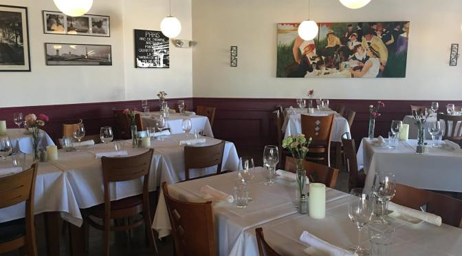 Voila French Bistro to host authentic French wine dinner