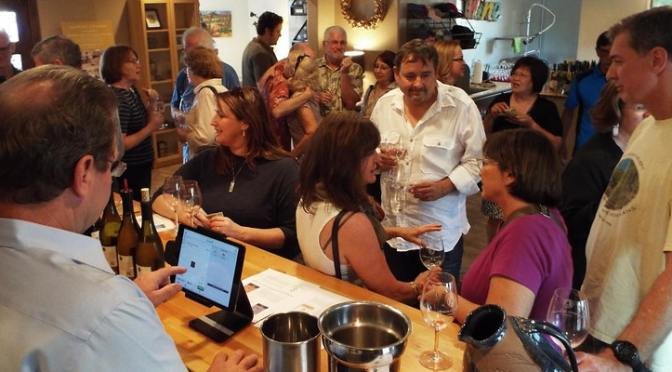 Wine, Baseball & Brats at LDV Wine Gallery in Scottsdale