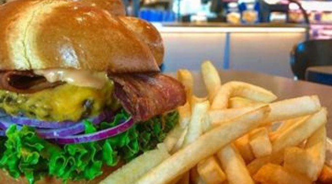 Broadway Burger & Beer special at Miracle Mile Deli