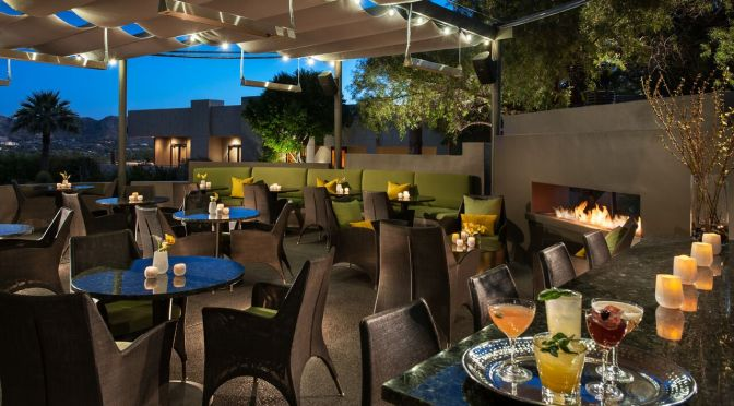 Chill out this summer at Sanctuary on Camelback Mountain Resort & Spa