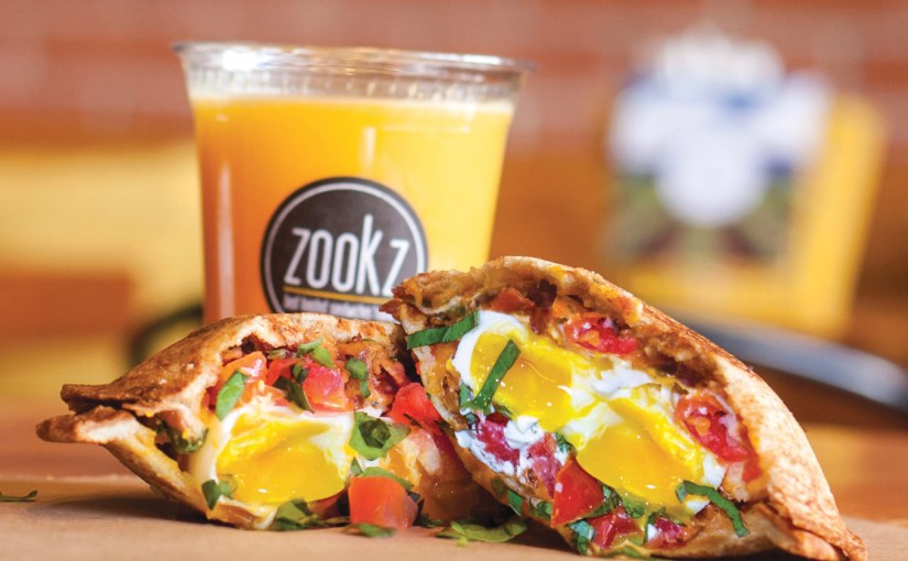 Zookz celebrates National Sandwich Month with featured sandwiches