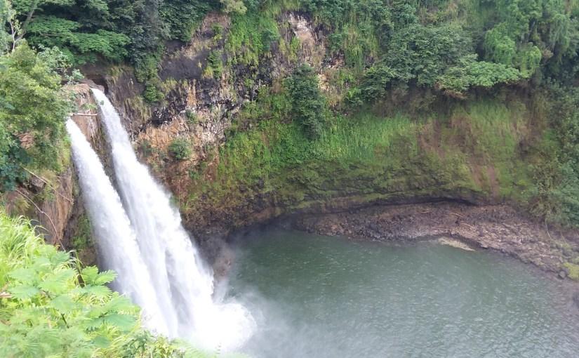 Sandy Takes on Kauai