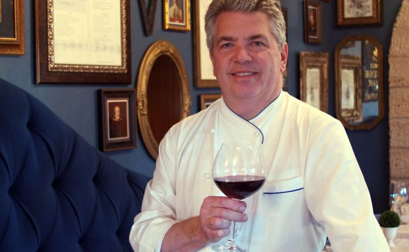 """Chef Vincent Guerithault gets """"Toast & Roast""""ed for 50 years in the kitchen"""