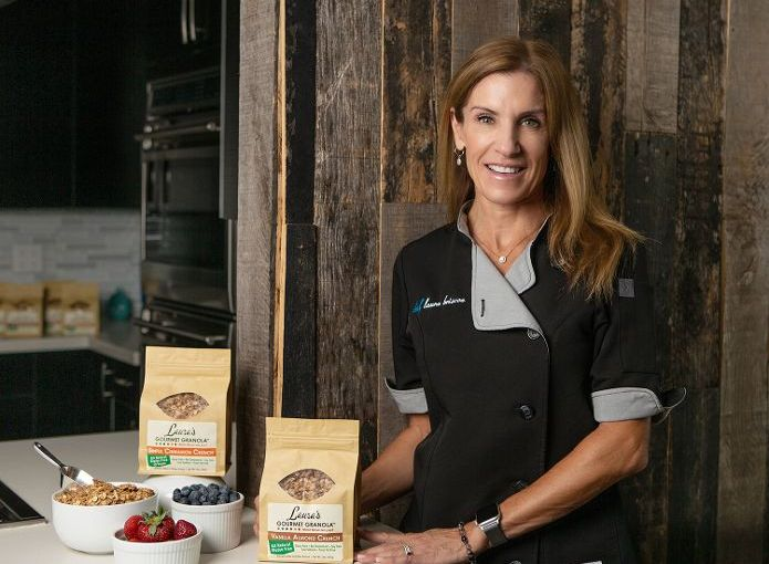 Laura's Gourmet Granola celebrates 15 years with continued growth