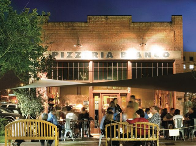 Pizzeria Bianco to donate profits on World Food Day