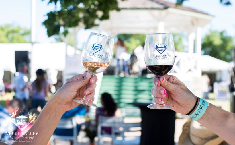Verde Valley Wine Festival is back for its 5th year Mother's Day weekend
