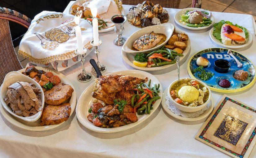 Let Chompie's cook your home bound Passover and Easter feast