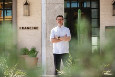 Laurent Halasz hires Brian Archibald as executive chef at FRANCINE
